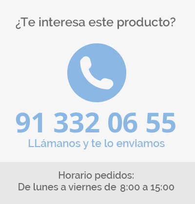 Te interesa este producto: llámanos al 91 332 06 55